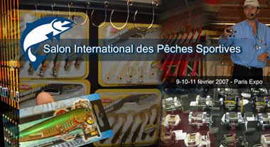 Salon International des P�ches Sportives de Paris