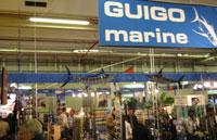 Le stand Guigo Marine