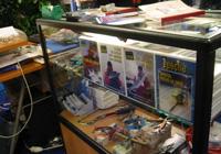 La vidéo des Webmasters de PecheWeb.com était vendue sur le stand Guigo Marine