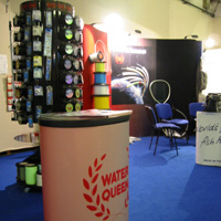 Le stand VMC - Waterqueen